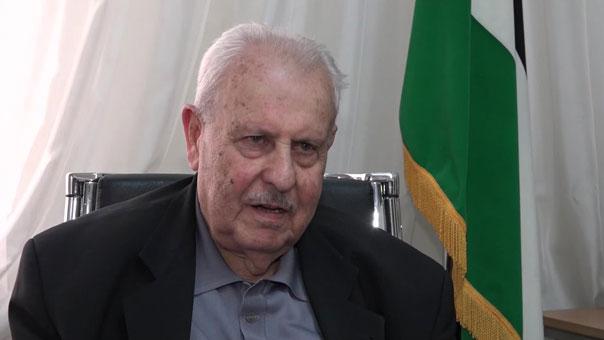 السفير الفلسطيني في ايران