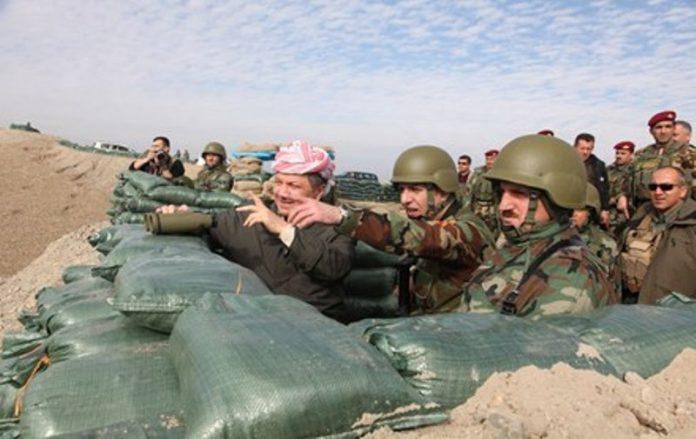 پیوستن پنج هزار پیشمرگه به ارتش عراق