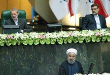 الرئيس الايراني .. امريكا تنكث العهود ولا تلتزم بالمبادئ الاخلاقية والدولية