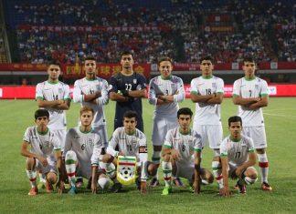 المنتخب الايراني يتأهل لدور الثمانية في بطولة العالم للناشئين بكرة القدم