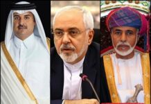 'Zarif's Visits to Oman, Qatar Giant Step towards Promotion of Ties'