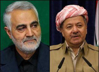 ممثل اقليم كردستان في ايران يروي تفاصيل لقاء سليماني والبرزاني