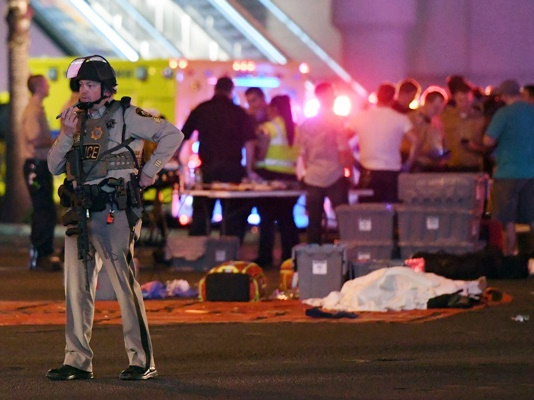 Las Vegas Massacre Result of US Promotion of Violence Overseas
