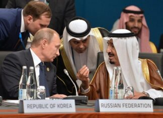 Putin Rejects Saudi King's Demand for Putting Pressure on Iran