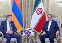 Iran, Armenia Sign 3 MoUs in Tehran
