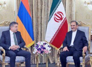 Iran, Armenia Sign 3 MoUs in Tehran
