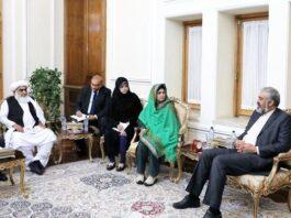 Iran, Pakistan's Balochistan Discuss Expansion of Ties