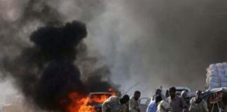 Terrorist Attack in Somalian Capital