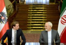 Iran Hopes for Enhanced Ties with Austria under Kurz's Leadership