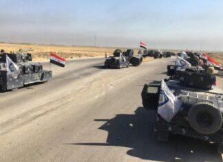 Iraqis Celebrate Recapture of Kirkuk from Kurds
