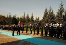 نائب الرئيس روحاني يزور تركيا ويدعو لتعزيز العلاقات الثنائية