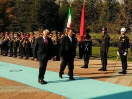 Iran's First VP in Ankara to Attend D-8 Summit