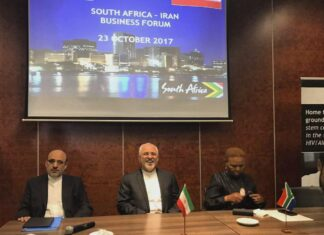 Iran, South Africa Hold Business Forum in Pretoria