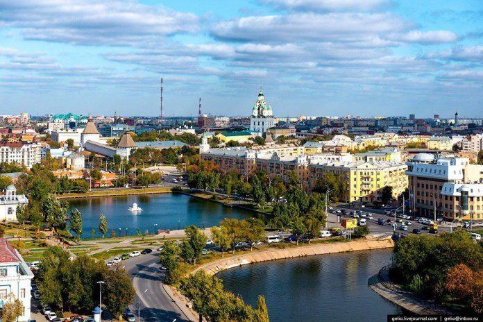 Astracán de Rusia
