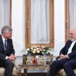 Iranian FM, Austrian Diplomat Hold Talks in Tehran