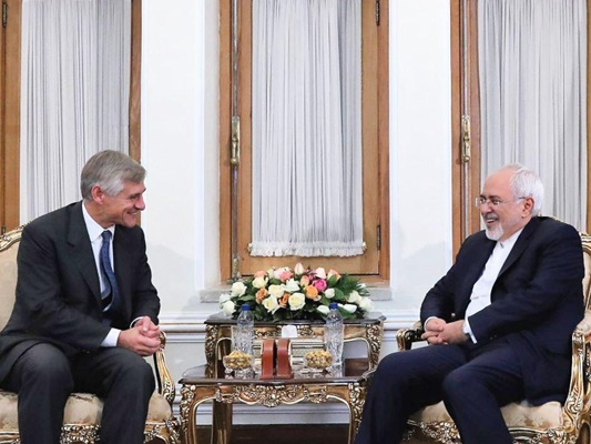 Iranian FM, Austrian Diplomat Hold Talks in Tehran