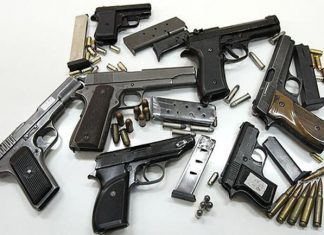تفکیک خلیة لتهریب الأسلحة غرب إیران