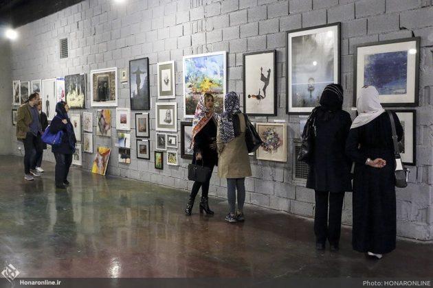 برگزاری نمایشگاه هنرهای تجسمی برای کمک به زلزلهزدگان-1 (13)