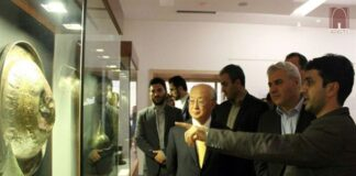 IAEA Chief Visits National Museum of Iran