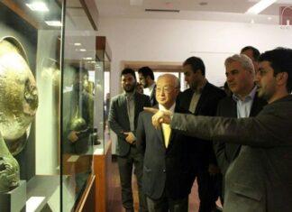 IAEA Chief Visits National Museum of Iran