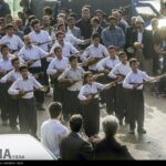 Playing Tanbur; Ancient Ritual in Iranian City of Dalahu1