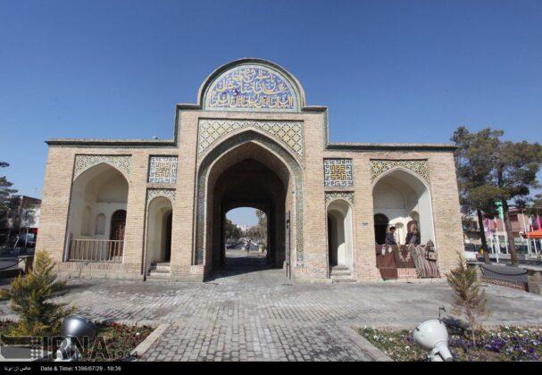 Arg Gate of Semnan 10