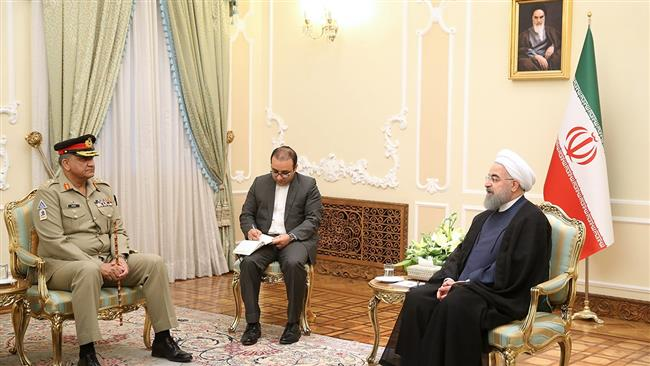 Iran President Blames World Powers for Causing Rift between Muslims