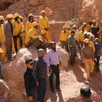 ارتفاع احتياطي منجم ذهب في محافظة اذربايجان الغربية الى 30 طنا