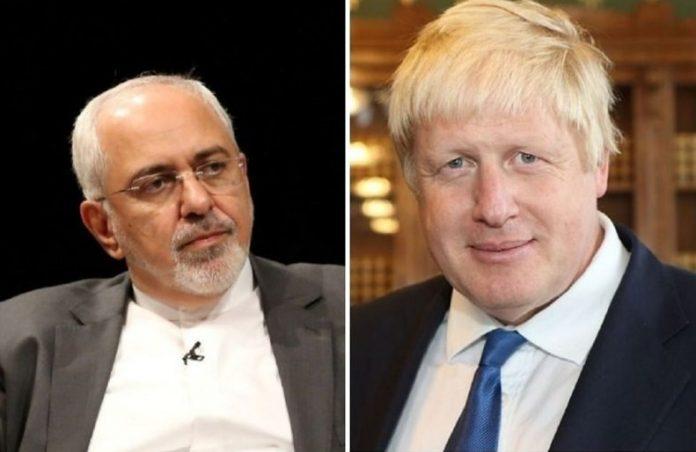 اكد وزير الخارجية الايراني