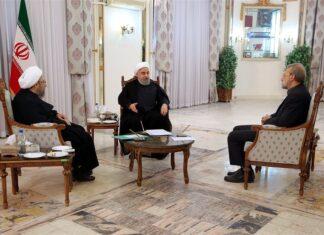 US Seeking to Dispirit Iranian People: President Rouhani