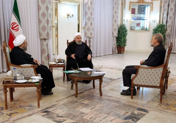 US Seeking to Dispirit Iranian People: President Rouhani
