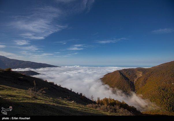 طبیعت ارتفاعات مازیچال استان مازندران مازیچال٬ نام دهکدهای زیبا در نزدیکی کلاردشت 15