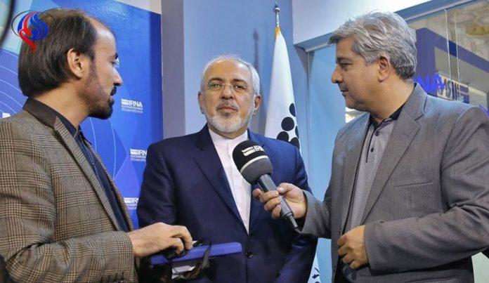 الوزيرظريف .. قمة طهران الثلاثية تعزز الاستقرار في المنطقة