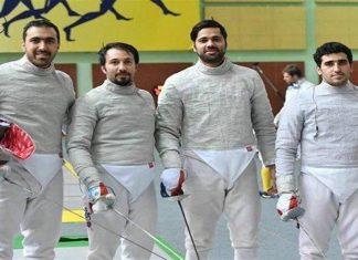 إيران تحرز المركز الرابع ببطولة كأس العالم للمبارزة