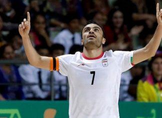 ترشيح ايرانيين لنيل جائزة أفضل لاعب كرة صالات في آسيا