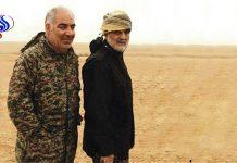 مستشار ايراني كبير في البوكمال السورية في ذمة الله