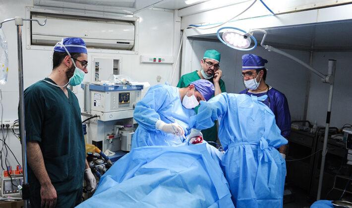 Two Babies Born in Makeshift Hospital amid Iran Earthquake18