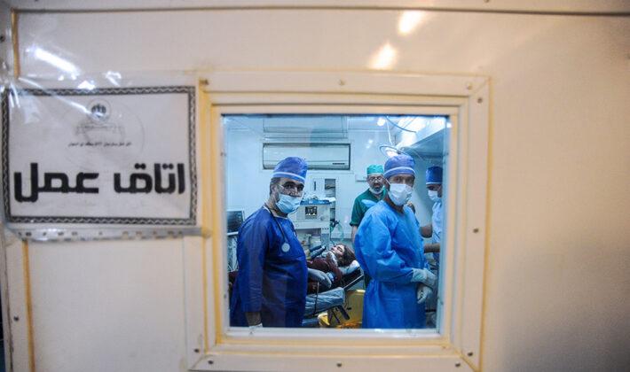 Two Babies Born in Makeshift Hospital amid Iran Earthquake19