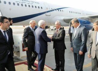Iran FM in Tajikistan for High-Level Talks
