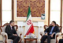 مسؤول ايراني: استراتيجية الكيان الصهيوني في المنطقة اثارة التوترات