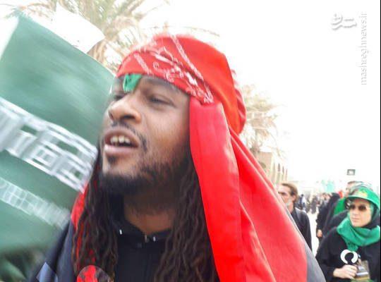 Three American Rappers in Arba'een Pilgrimage
