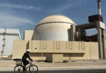 Iran Begins Construction of Two New Nuclear Power Plants