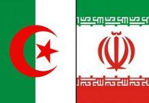 الرئیس الايراني یهنئ بذکری العید الوطني للجزائر