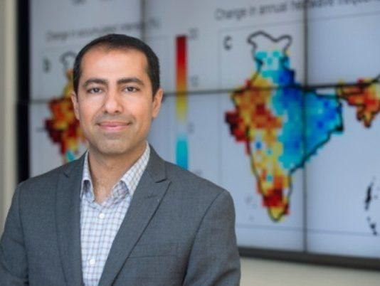 ايراني يحصد جائزة علوم المياه لاتحاد الجيوفيزياء في الولايات المتحدة