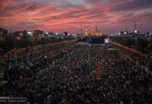 ايران .. 2.2 مليون زائر أجتازوا الحدود نحو العراق للمشاركة في الاربعين