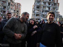 EEUU expresa su dolor por el terremoto mortal en Irán