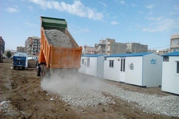 IRGC Providing Shelter for All Quake-Hit People