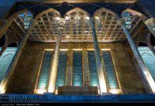 Atracciones turísticas de Irán: Tumba del poeta Saeb Tabrizi3-10