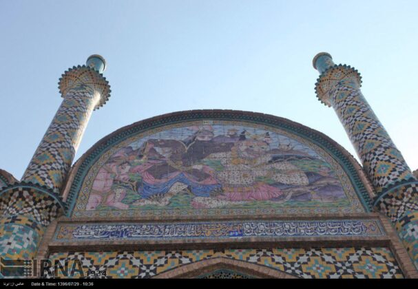 Arg Gate of Semnan 3