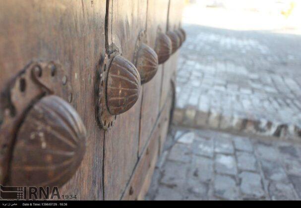 Arg Gate of Semnan 4